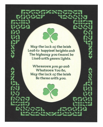 Luck of Irish